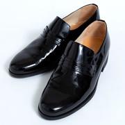 黒靴(エナメル)