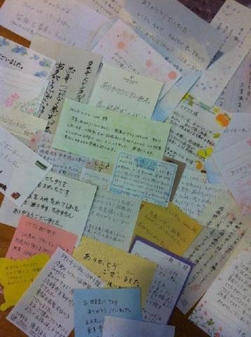 タキシードレンタル.comに寄せられたお客様からのお手紙です